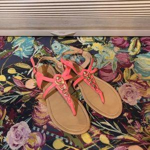 Adorable Pink sandals!